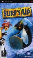 surfs up psp umd video other game