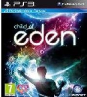 child of eden move compatible playstation 3 dvd rom gaming merchandise