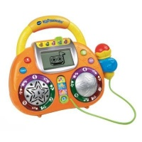 vtech sing with me karaoke baby toy