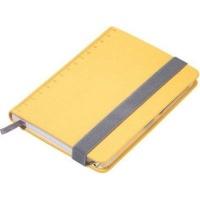 troika notepad a6 slim multitasking ballpoint pen yellow other