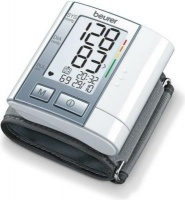 beurer bc 40 wrist blood pressure monitor with large lcd health product