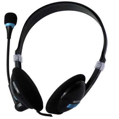 Photo of Astrum HS110 Wired Headset with Mic