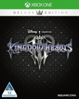 Kingdom Hearts 3 Deluxe Edition PS3 Game