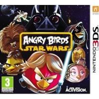 angry birds star wars nintendo 3ds game cartridge gaming merchandise