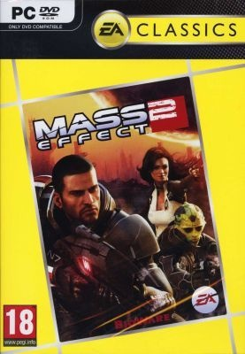 Mass Effect 2 PS3 Game