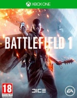 battlefield 1 xbox one blu ray disc other game
