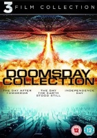 20th Century Fox Home Ent Doomsday Collection The Day After Tomorrow The Day The Earth Stood Still Independence Day