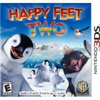 happy feet 2 nintendo 3ds game cartridge music cd