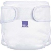 bambino mio miosoft waterproof nappy cover large white bag