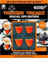 trigger treadz special ops grips for ps4 4 pack ps4 accessory
