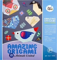 jarmelo origami series animals united art supply