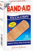 band aid tough strips 15s health product