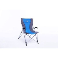 afritrail steenbok camp chair 110kg camping