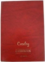 croxley jd168 a4 account book treble cash 288 pages 2 other