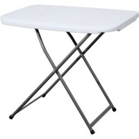 Leisure Quip Adjustable Folding Picnic Table