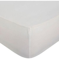 horrockses 100 cotton fitted sheet 35cm gusset king white bath towel