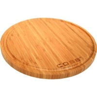 cobb cutting board patio braai
