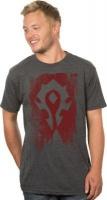 World of Warcraft Horde Banner Mens T Shirt