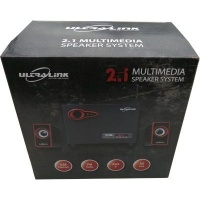 Ultralink Ultra Link 21CH Bluetooth USB Power Speaker