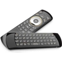 rii i25 fly air mouse and wireless multimedia keyboard accessory