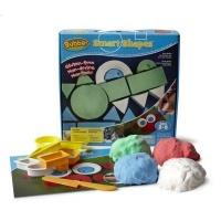bubber smart shapes kit arts craft