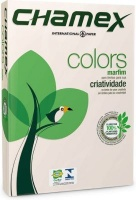 chamex tinted colour paper a4 1 ream 500 sheets ivory school supply