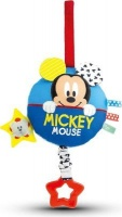 disney baby mickey rattle soft music box musical toy