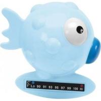 chicco bath thermometer globe fish pastel blue bath potty