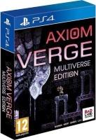 axiom verge multiverse playstation 4 gaming merchandise