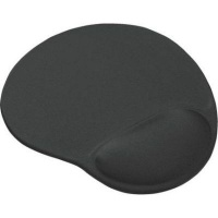 trust bigfoot mouse pad small black accessory