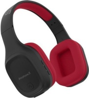 sonicgear airphone 5 blackmaroon headphones earphone