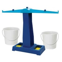Teachers First Choice Scale Bucket Balance Plastic