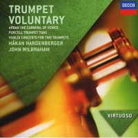 trumpet voluntary music cd
