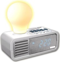 s digital lightyear q27 bluetooth clock radio media player accessory