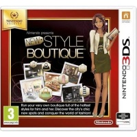 new style boutique nintendo select 3ds game