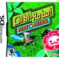 242478 chibi robo park patrol us import nintendo ds other game