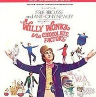willy wonka and chocolate factory special 25th anniversary music cd