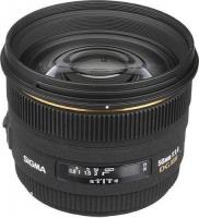 canon sigma dg 50mm f14 camera len