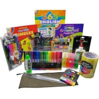 educat grade 4 essential stationery pack school supply