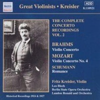 mozart brahms violin concertos music cd