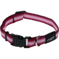 rogz pavement special small 11m midget dog collar pink collars leash