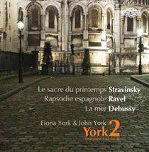 Photo of Stravinsky: Le Sacre Du Printemps/Ravel: Rapsodie Espagnole/...