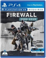 Firewall Zero Hour PlayStation VR and PlayStation 4 Camera Required