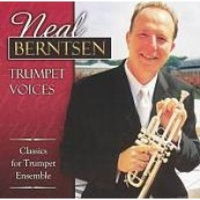 trumpet voices classics for ensemble music cd