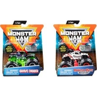 Monster Jam Die Cast Vehicle 164