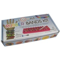 loom rubber bands kit craft supply