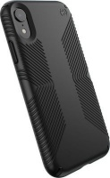 speck presidio grip shell case for apple iphone xr black