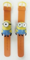 minions digital watch activities amusement