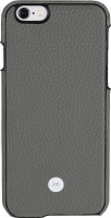 just mobile quattro back leather case for iphone 66s grey electronic