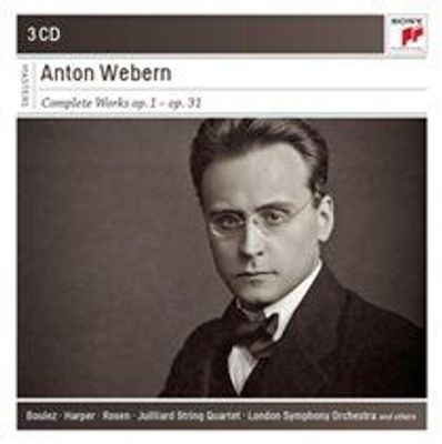 Photo of Anton Webern: Complete Works. Op. 1 - Op. 31
